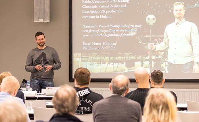 Rakka VR Seminaari